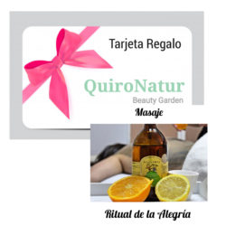 TARJETA REGALO RITUAL DE LA ALEGRÍA
