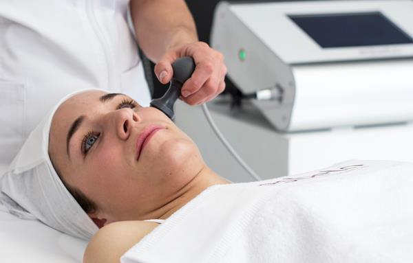 tratamientos esteticos a base de radiofrecuencia facial